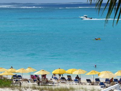 Palms Condo Resort Grace Bay Beachfront Turks Caicos Real Estate