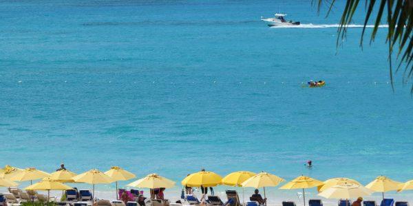 Palms Condo Resort Grace Bay Beachfront Turks Caicos Real Estate
