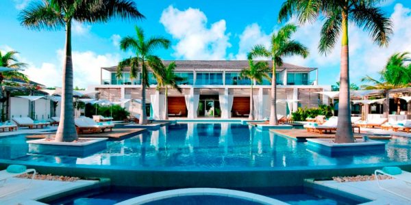 Gansevoort Turks Caicos Real Estate Coldwell Banker Beachfront Condo