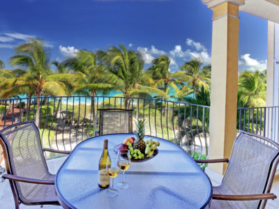 Villa Renaissance Beachfront Condo Long Term Rent Grace Bay Providenciales Turks Caicos