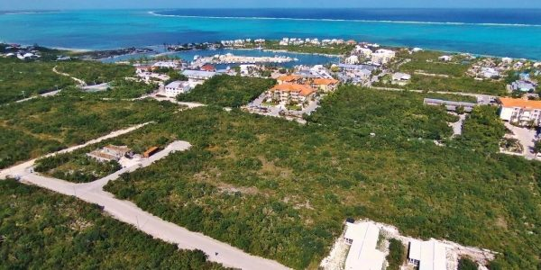 Blue Water Villa Land Turks Caicos Coldwell Banker Turtle Cove