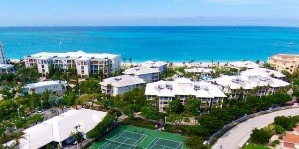 Ocean Club West Resorts Plaza Coldwell Banker Real Estate Turks Caicos