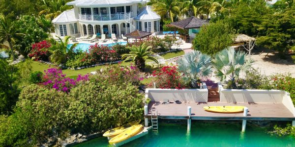 Turks Caicos Homes For Sale Real Estate Leeward Waterfront
