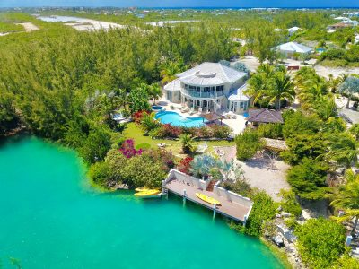 Leeward Waterfront Villa Homes For Sale Real Estate Turks Caicos