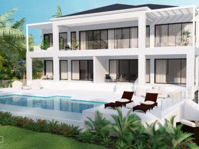H20 Long Bay Beach Turks Caicos Real Estate