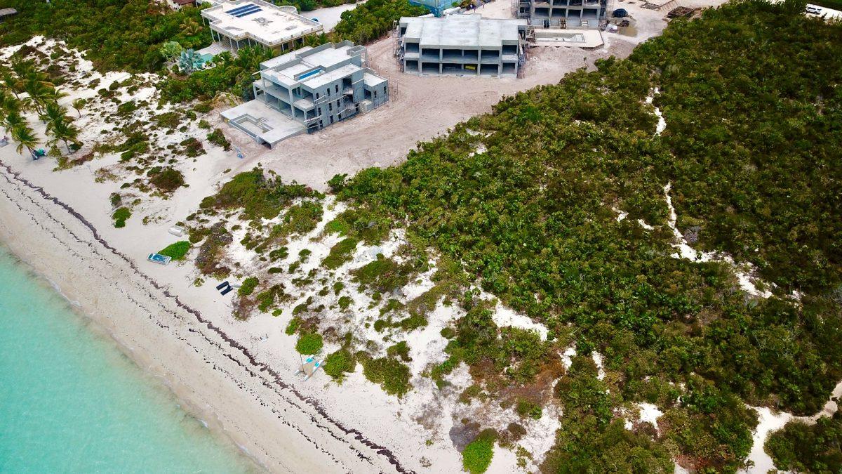 H20 Life Style Resort Beachfront Condo For Sale Long Bay Beach Real Estate Turks Caicos