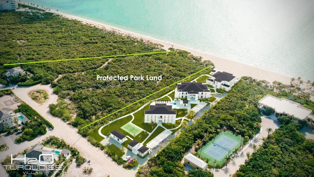 Long Bay Beachfront Real Estate H20 Turks Caicos