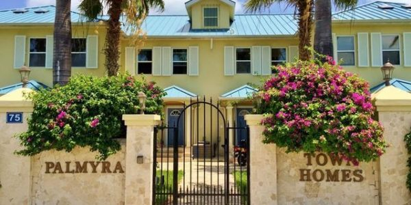 Palmyra Grace Bay Condo Coldwell Banker Real Estate Turks Caicos