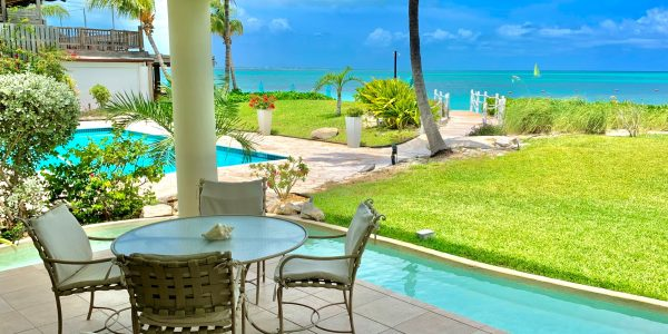 Beachfront Condo Grace Bay Beach Providenciales Turks and Caicos