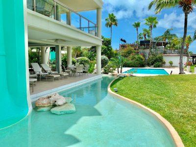 Coral Gardens Beachfront Grace Bay Resort Providenciales Turks Caicos