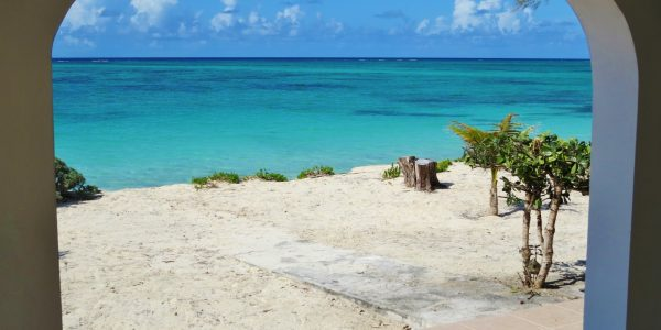 Beachfront Home For Sale in Whitby North Caicos