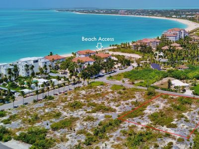 Grace Bay Land Turks Caicos Real Estate