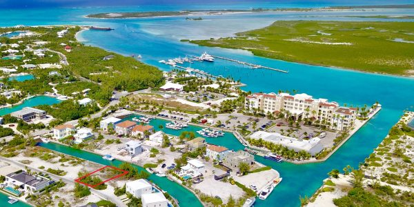 Leeward Residential Canal Lot Real Estate Turks And Caicos