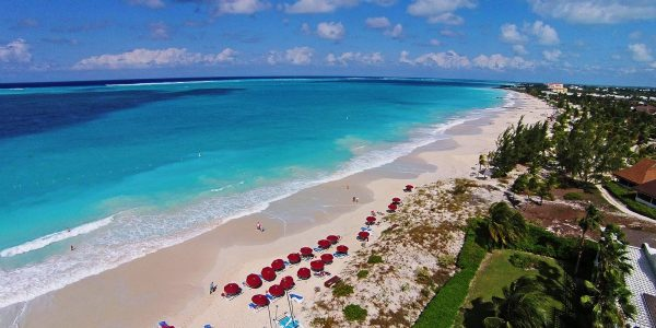 Royal West Indies Turks Caicos Real Estate Beachfront Condo For Sale