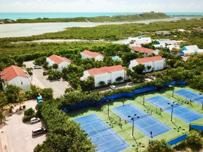 Flamingo Park Townhome For Rent Turks Caicos RC GBR