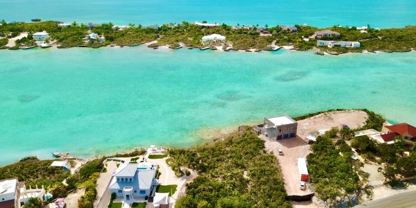 Turks Caicos Real Estate Waterfront Land 1