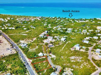 Turks Caicos Real Estate Leeward Land Property