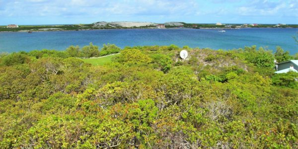 Turks Caicos Real Estate Waterfront Land
