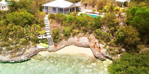 Turks Caicos Property Real Estate Beachfront Waterfront Home For Sale