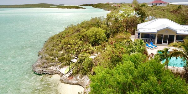 Waterfront Home Real Estate Turks Caicos Beachfront