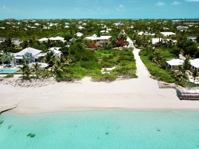 Beachfront Land For Sale in Leeward Turks and Caicos