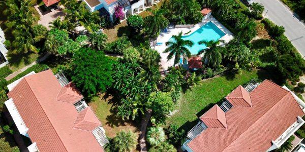 Pool at Flamingo Park Condo Turks and Caicos