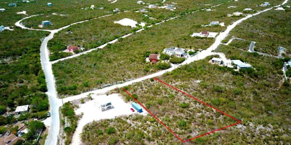 Long Bay Lots For Sale Providenciales TCI