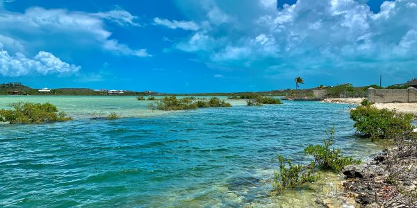 Waterfront Land For Sale Providenciales Turks and Caicos