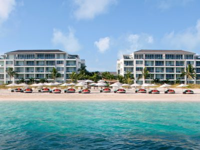 Beachfront Condo For Sale at Wymara Resort Turks and Caicos