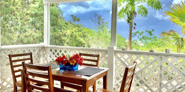 Balcony Guest House Long Term Rental Turks Caicos