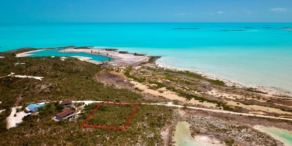 Ocean View Land For Sale Providenciales Turks Caicos