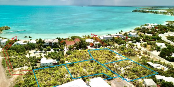 Land For Sale Providenciales Turks Caicos Sapodilla Bay