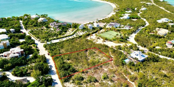 Taylor Bay Providenciales Land For Sale Turks and Caicos